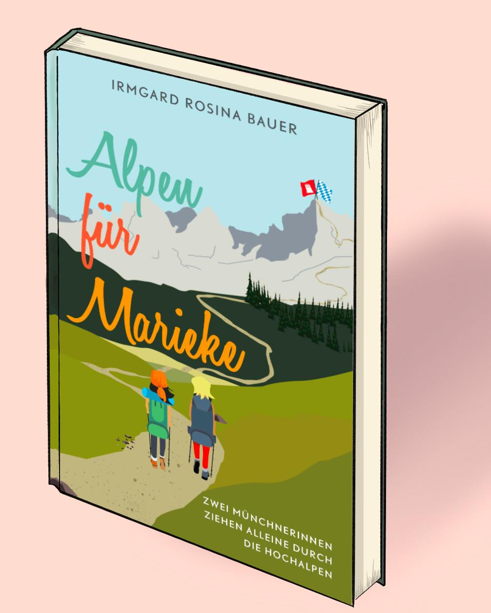Alpen für Marieke: