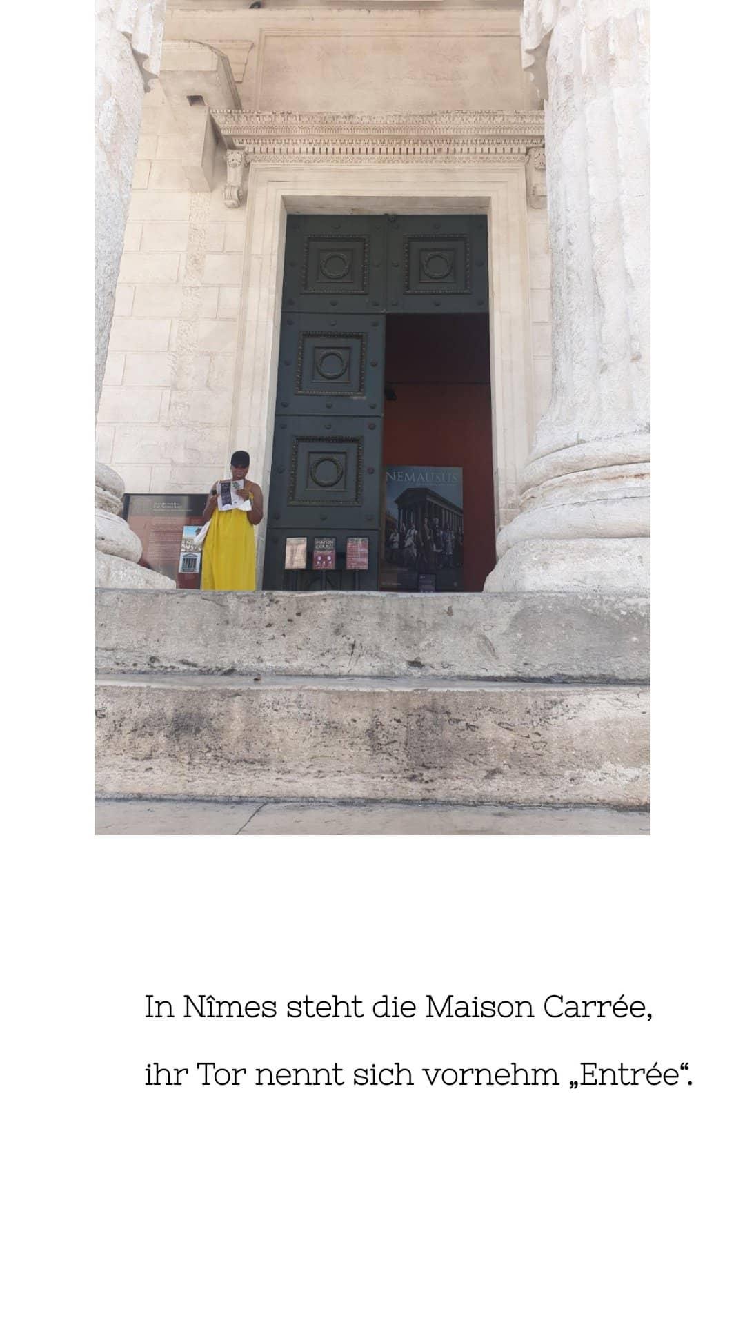 Maison Carrée in Nîmes